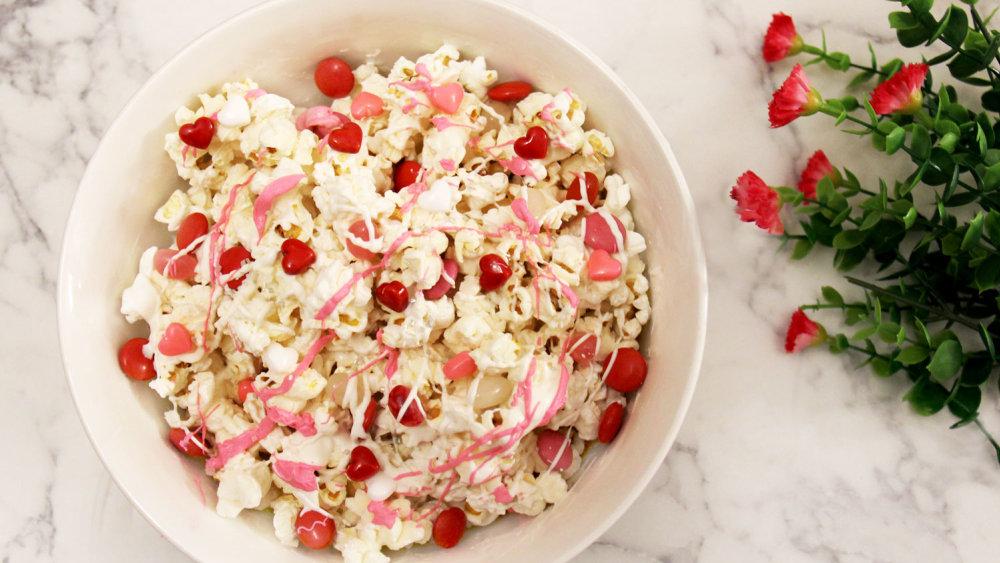 Image of Valentine's Day Popcorn