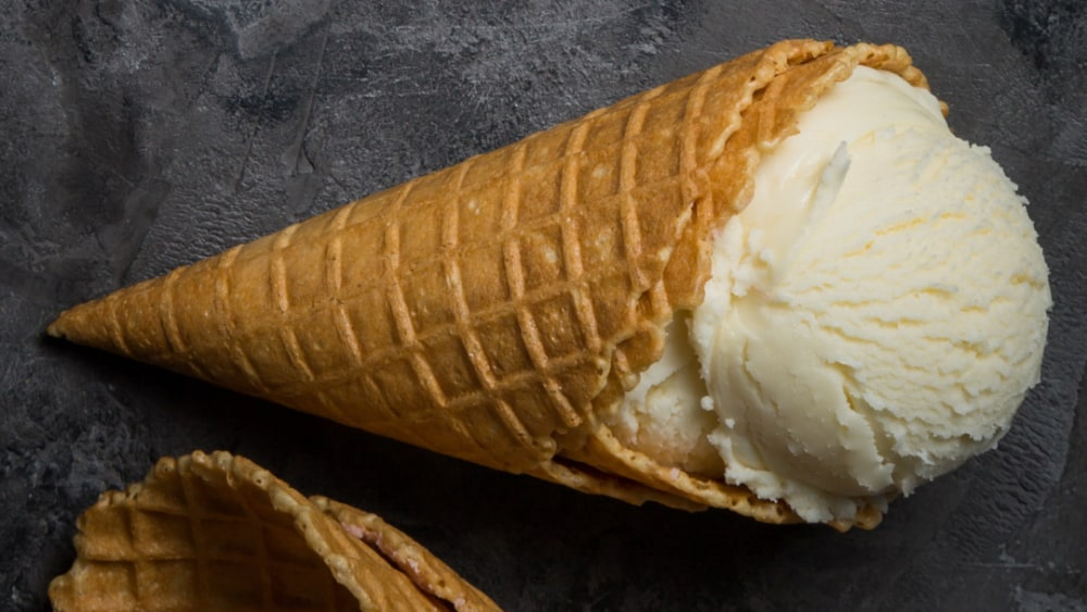 Image ofHemp-Infused Olive Oil Ice Cream