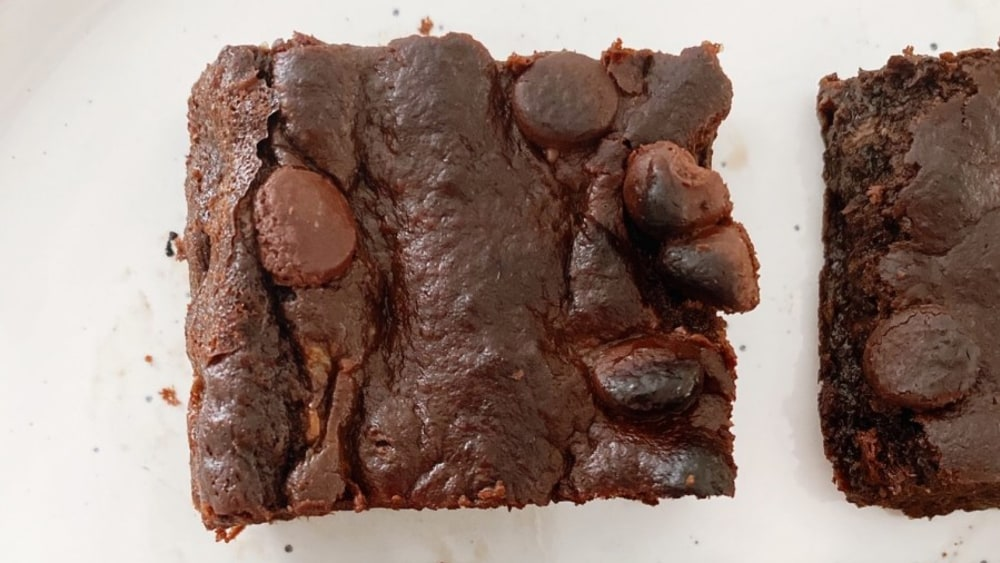 Image of Plant Protein Brownies