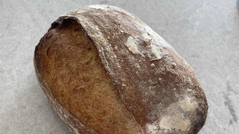 Image ofRustic Sourdough Loaf