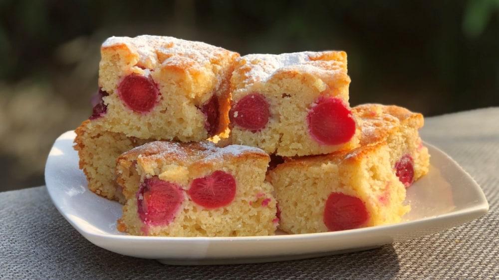 Image ofHungarian Cherry Cake