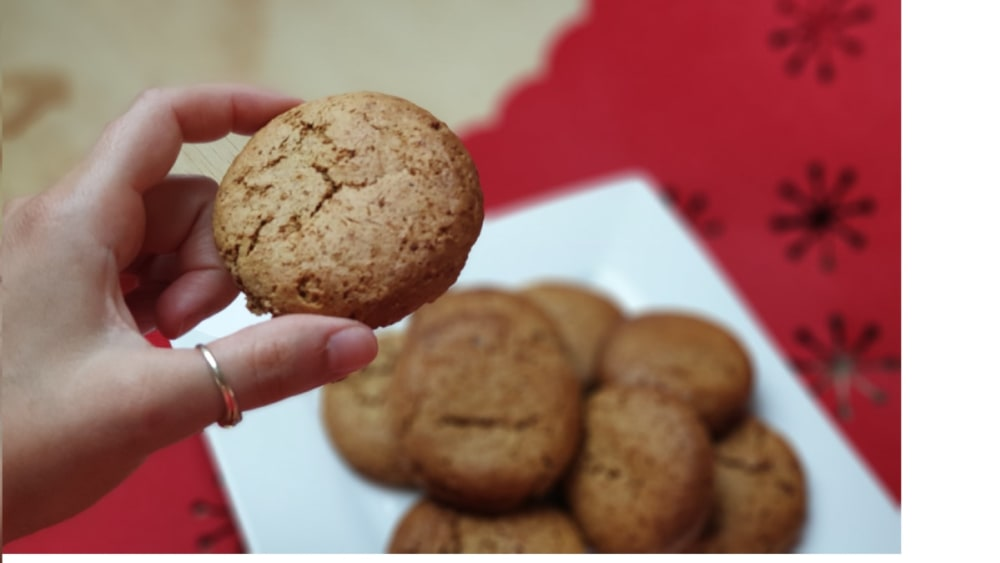 Image of Gingerbread Soft Cookies