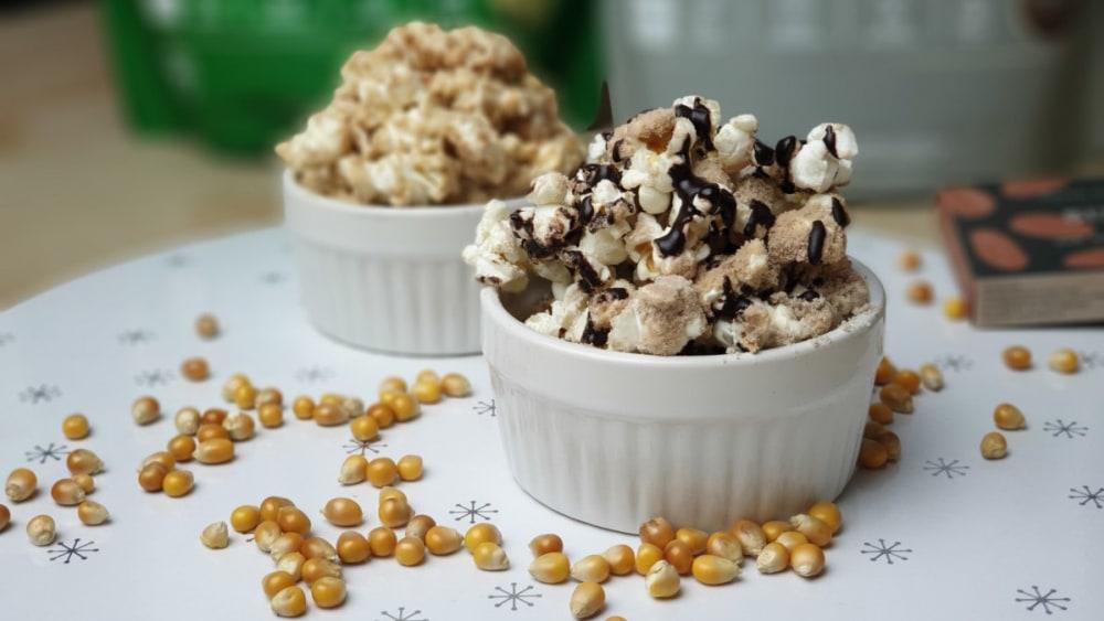 Image of Choc Popcorn Protein Treat