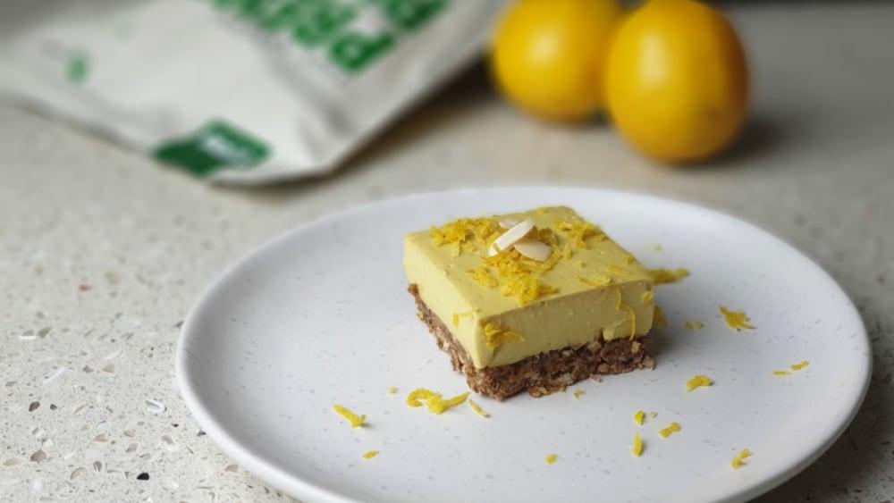 Image of Vegan Lemon Cheesecake