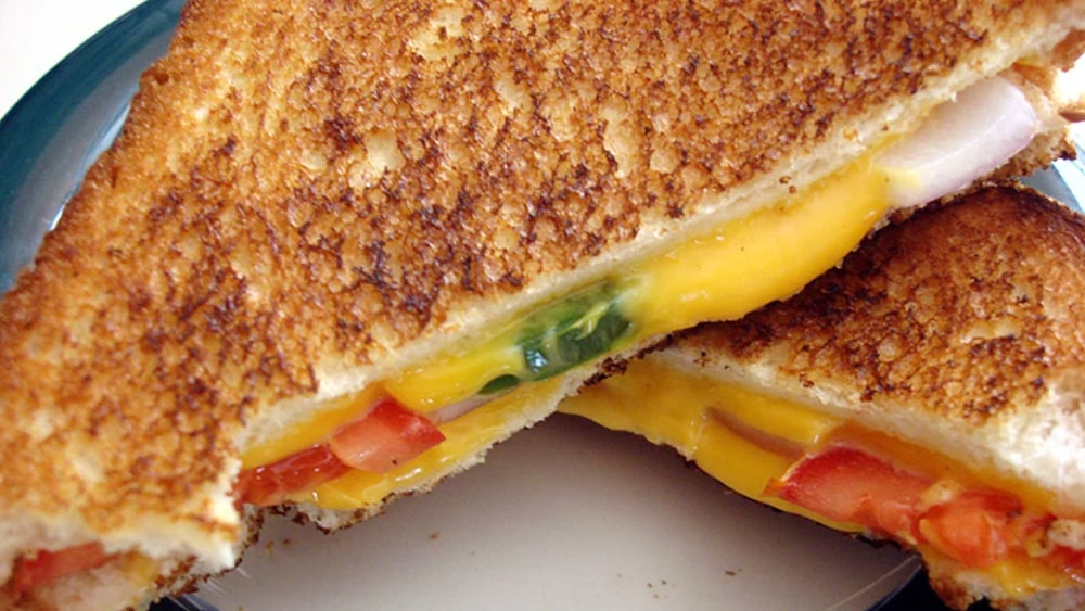 Image ofSpicy Grilled Cheese Sandwich