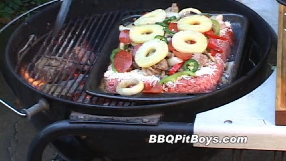 Image of Slow Grilled Meatloaf