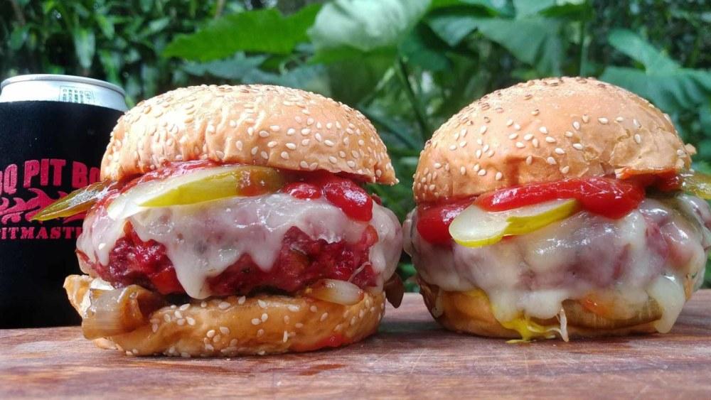 Image of Smoked Brat Burger