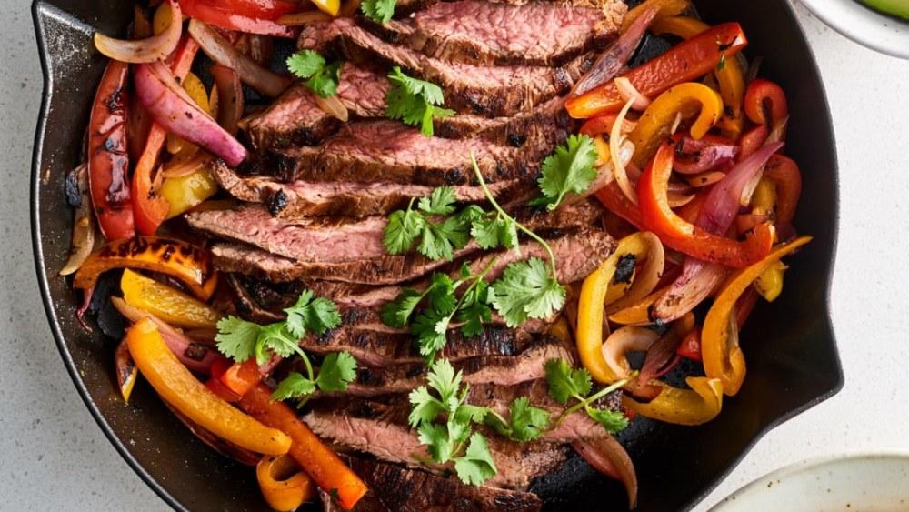 Image of Steak Fajitas