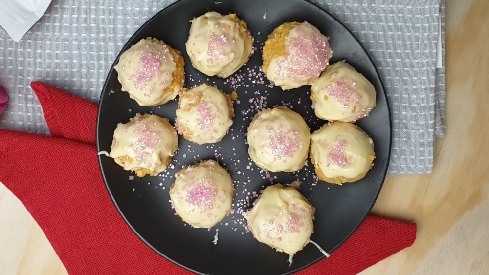 Image ofProtein Cake Bites