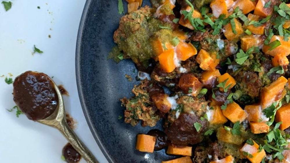 Image ofKale chaat