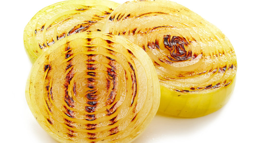Image of The Perfect Grilled Onions