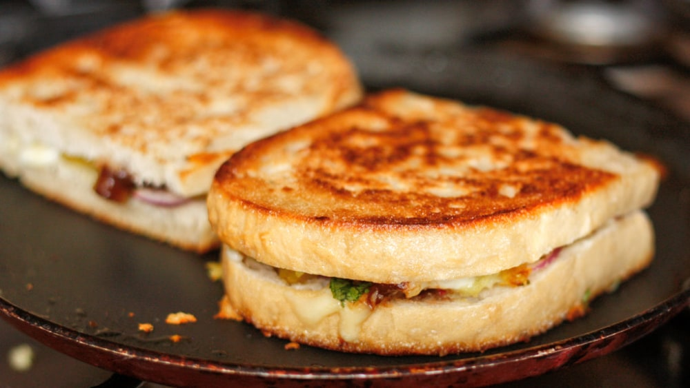Image ofGrilled Cheese Sandwich