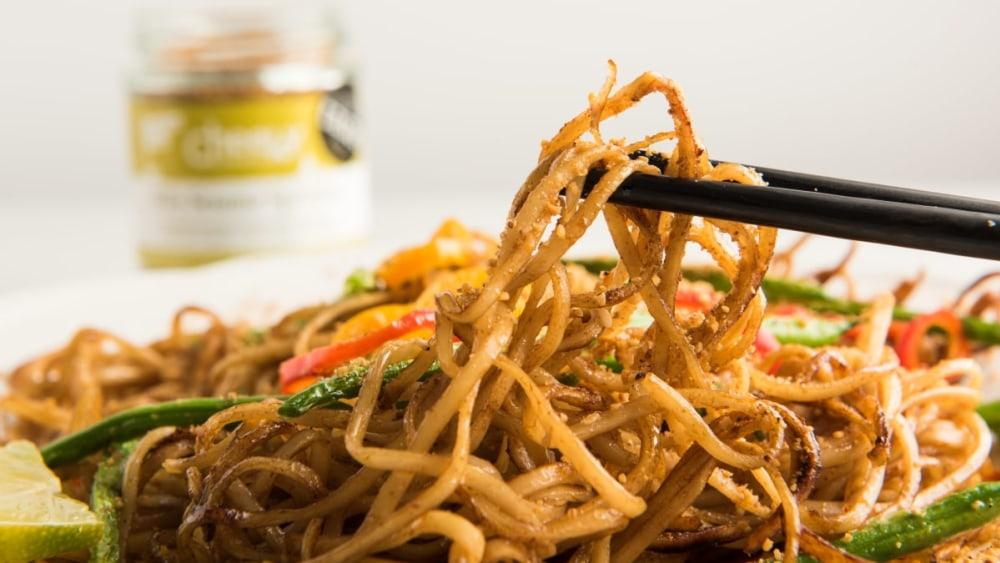 Image ofSpicy Veggie Stir Fry