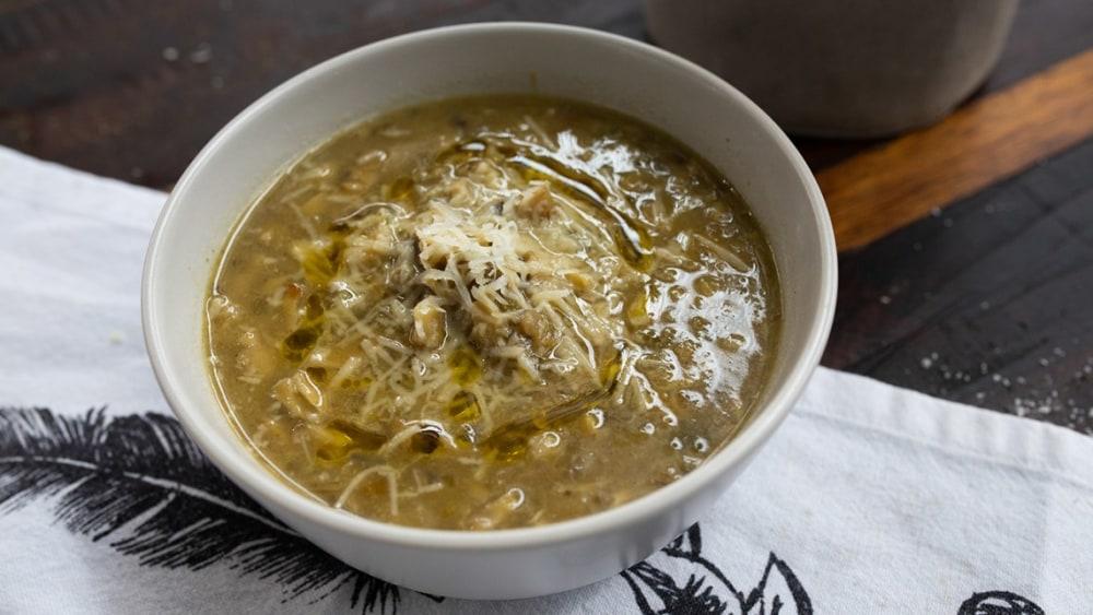 Image ofMushroom Soup