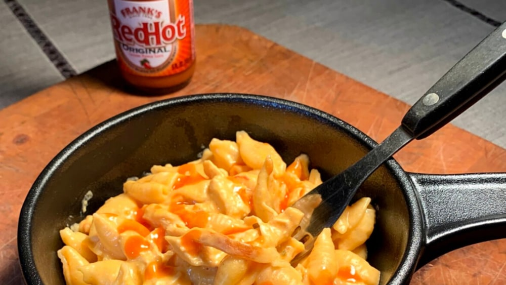 Image ofInstant Pot Buffalo Mac and Cheese