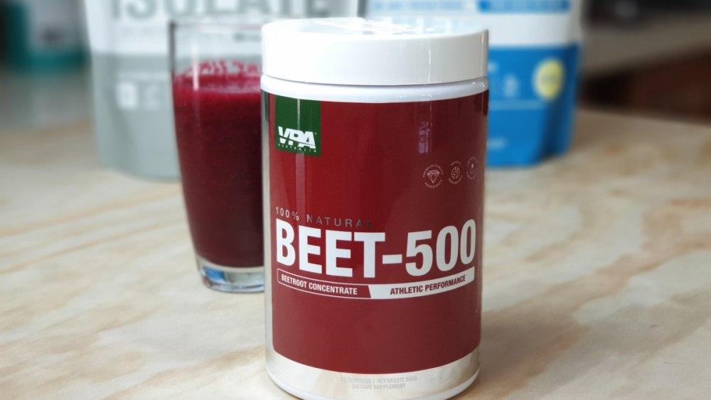 Image ofPre-Workout Beet Smoothie