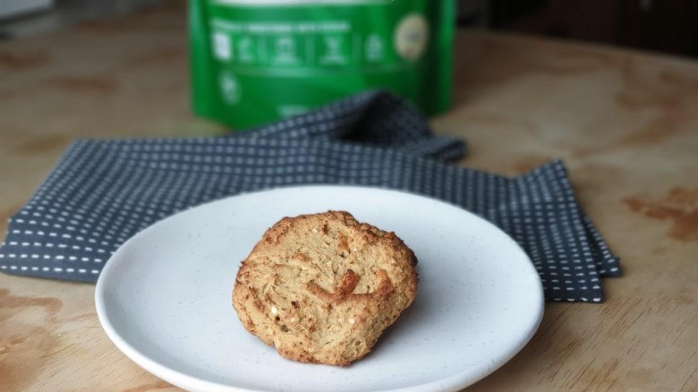Image of Vegan Pretzel Cookies