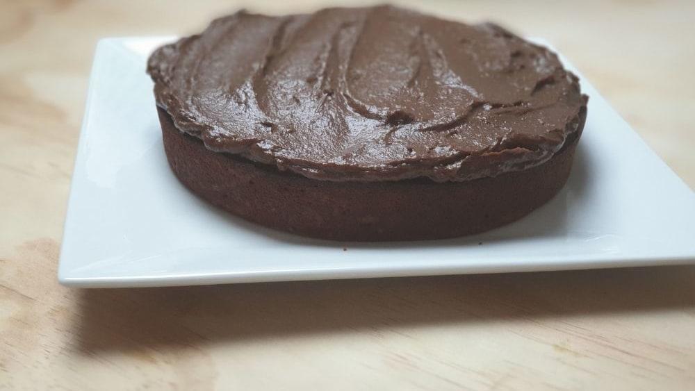 Image ofHidden Vegetable Chocolate Cake