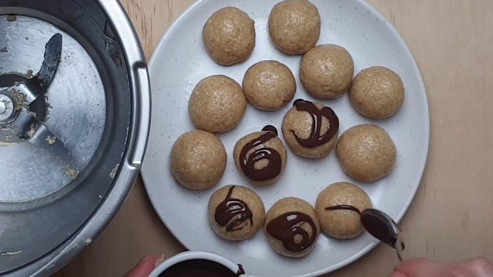 Image ofCashew Nut Protein Balls