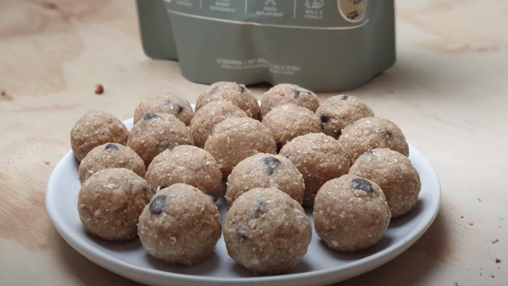 Image ofTahini Protein Balls