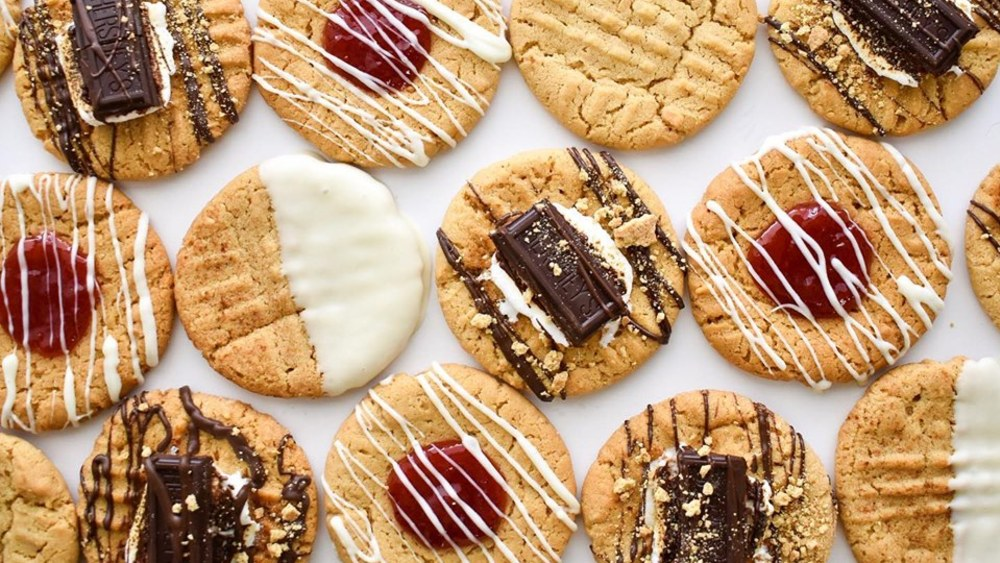 Image ofNot-So-Classic Peanut Butter Cookies