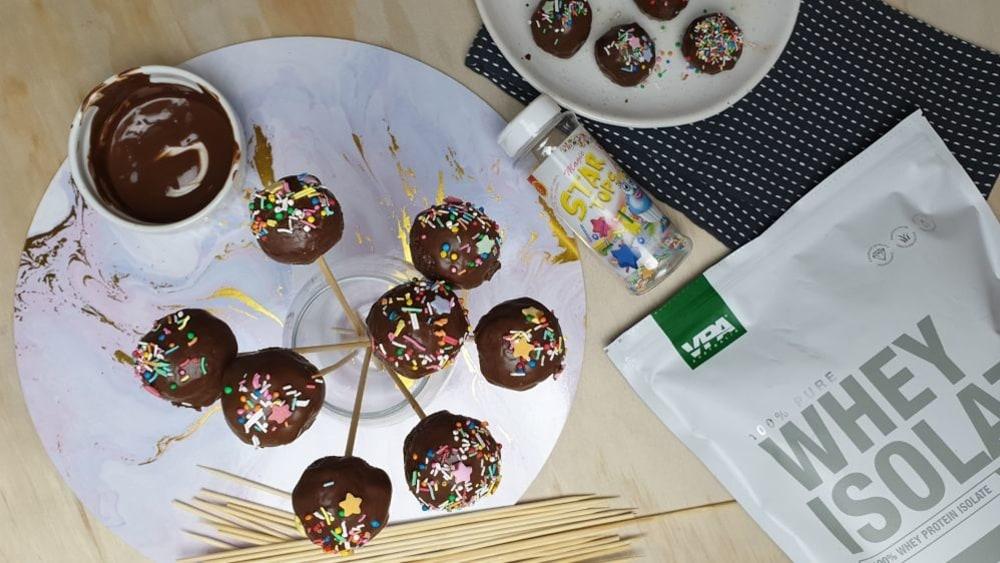 Image ofChocolate Cake Pops