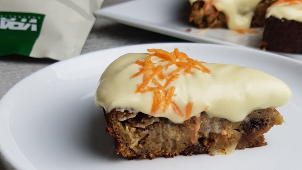 Image ofFlour Free Carrot Cake