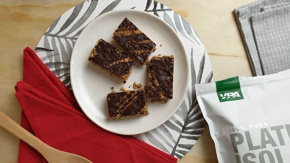 Image ofCrispy Spiced Protein Treat