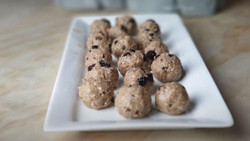 Image ofRaisin Cookie Protein Balls