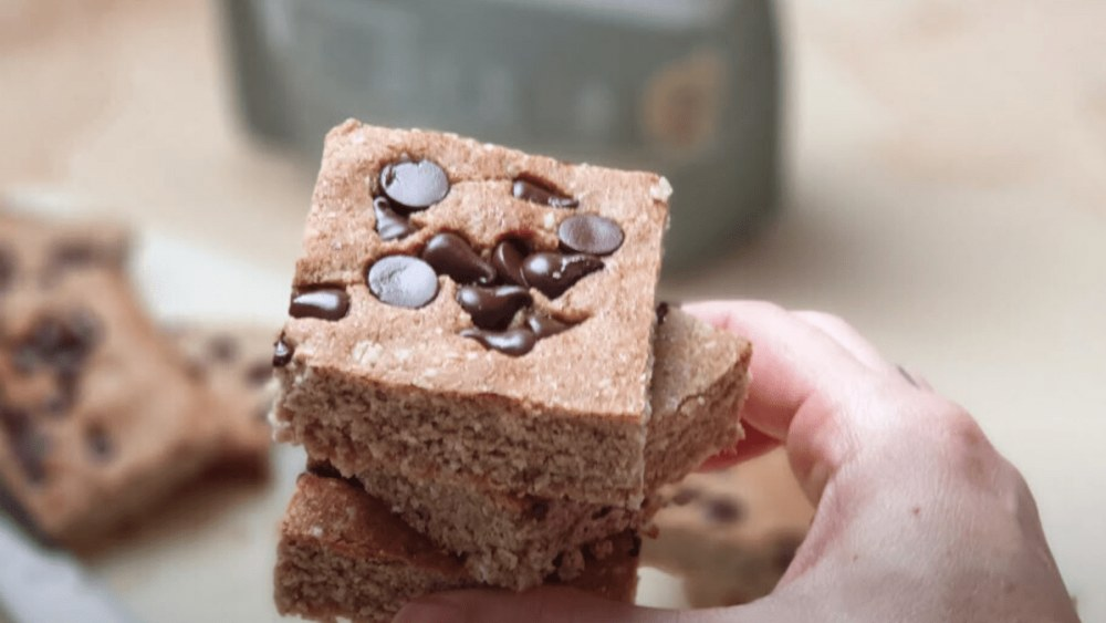 Image ofChoc Chip Protein Oat Slice