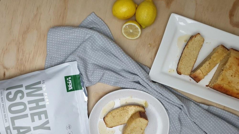 Image ofProtein Lemon Loaf