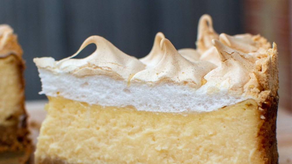 Image ofLemon Meringue Cheesecake