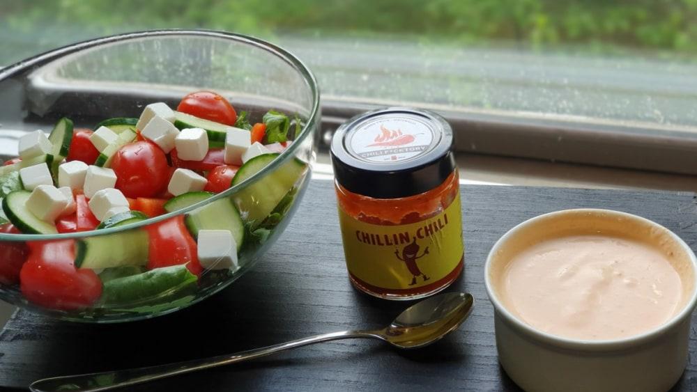 Image ofChillin Chili -salaatinkastike