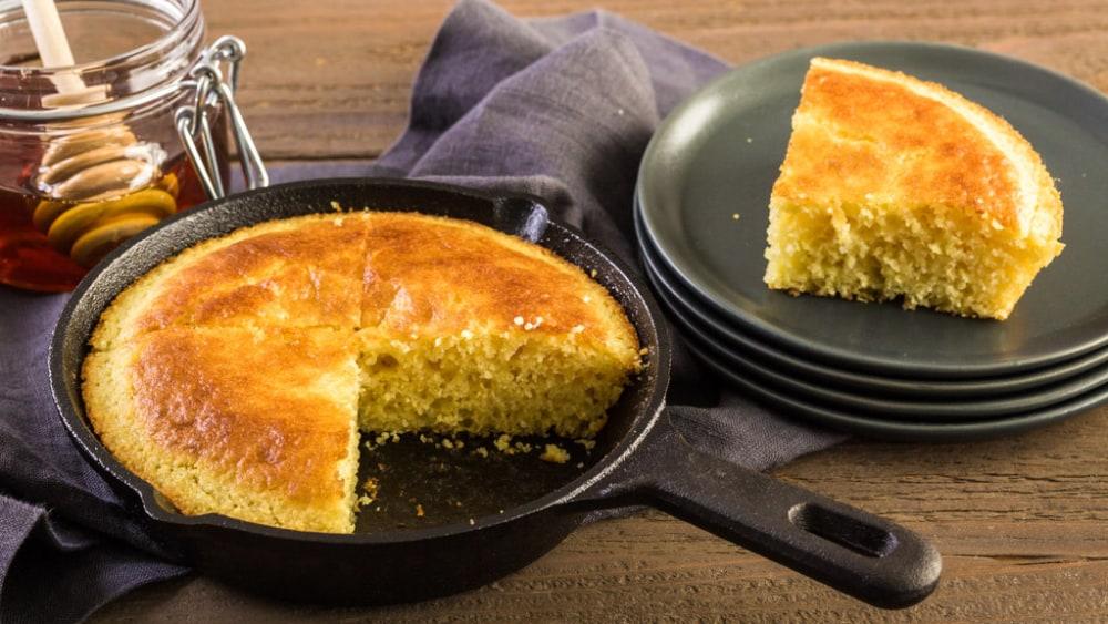 Image of Skillet Cornbread: Simple Flawless Recipe