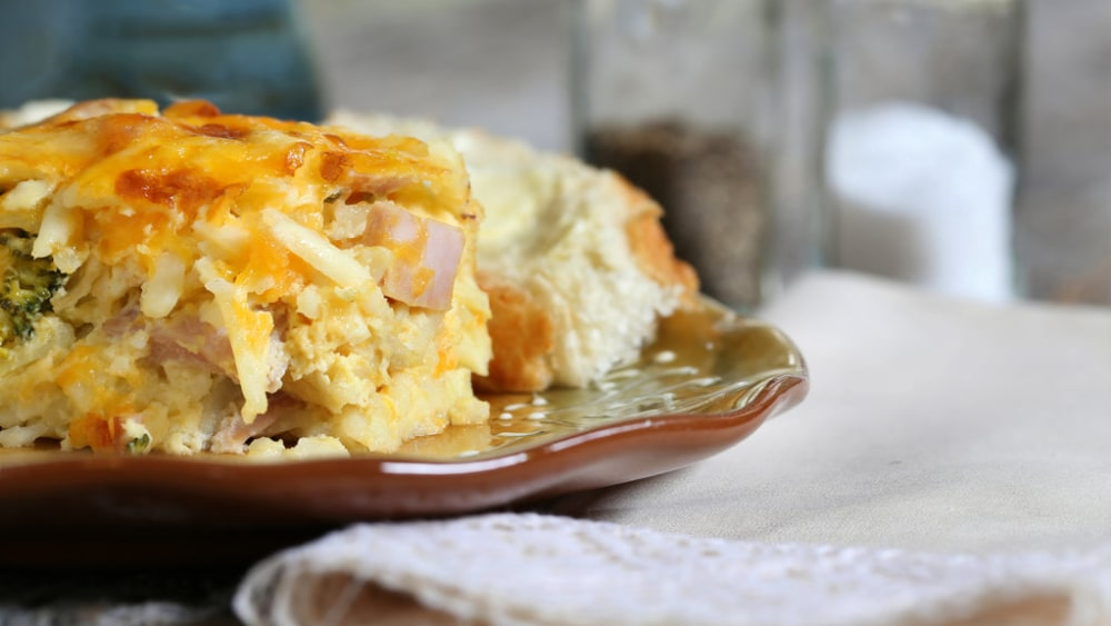 Image of HashBrown Casserole: The Perfect Brunch Recipe