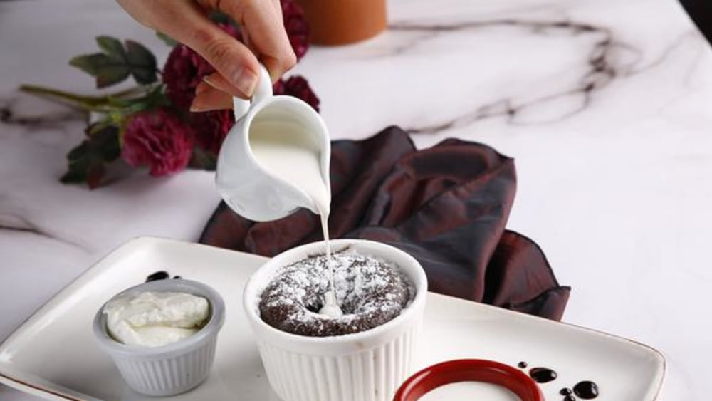 Image of Irresistible Chocolate Cobbler