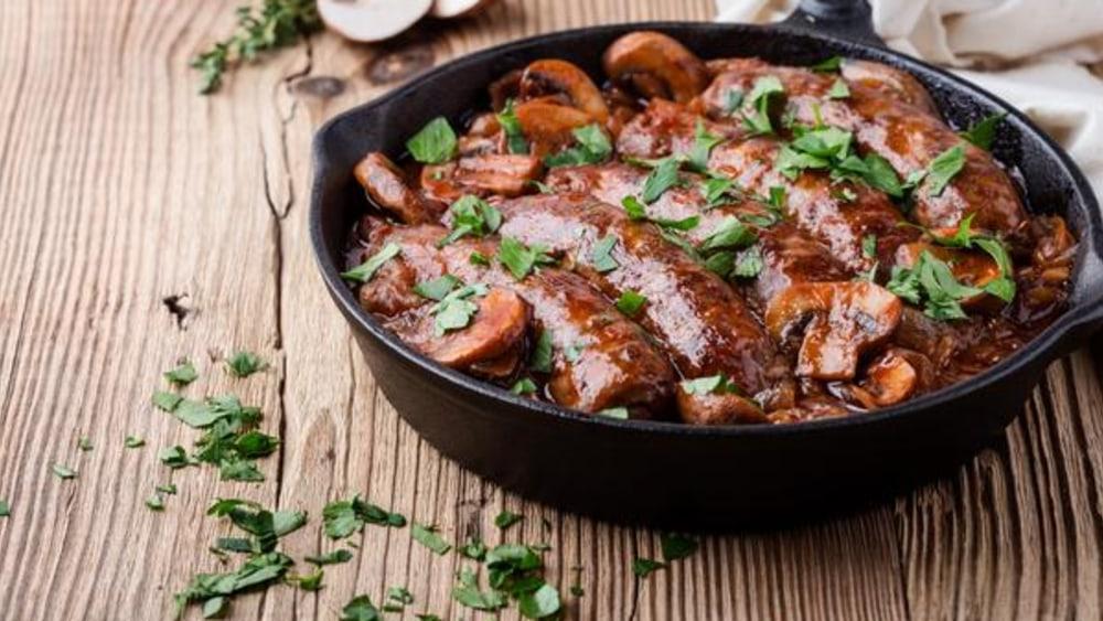 Image ofThe Perfect Sausage Casserole