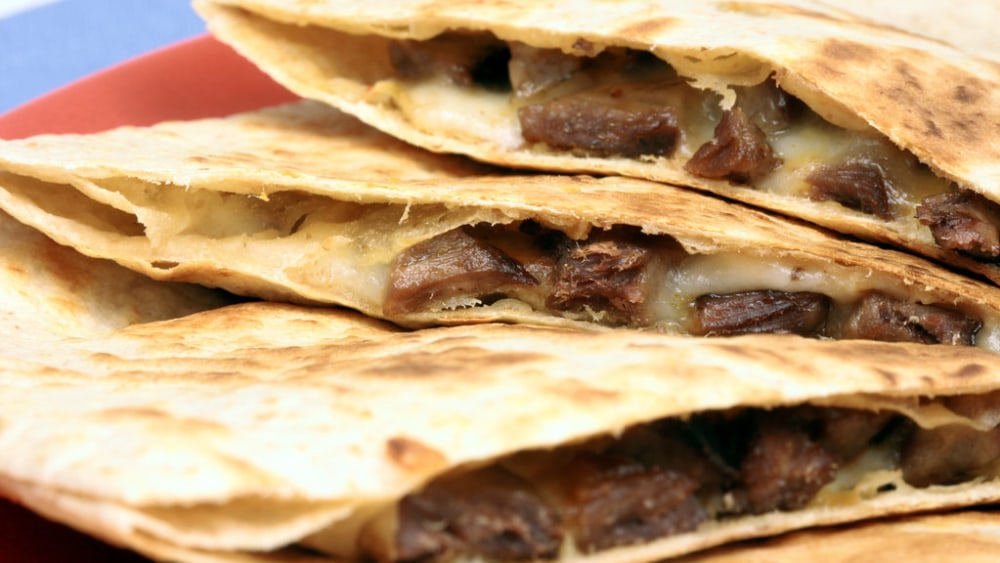 Image de Steak Quesadilla: un classique tex-mex