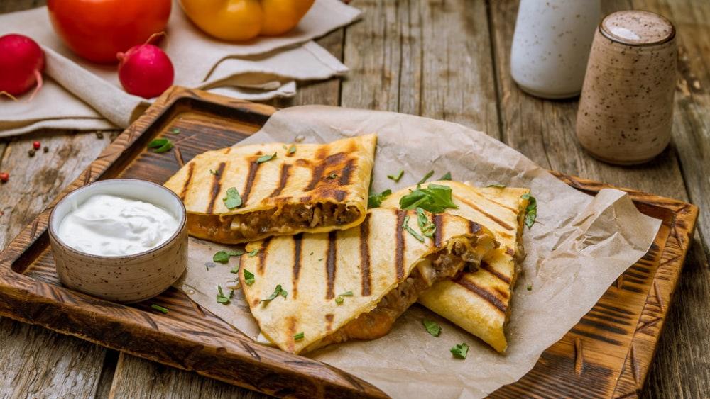 Image of Beef Quesadilla: A Deliciously Cheesy Recipe