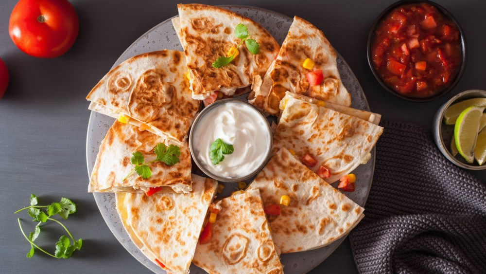 Image of Buffalo Chicken Quesadilla Recipe: A Spicy Cheesy Favorite