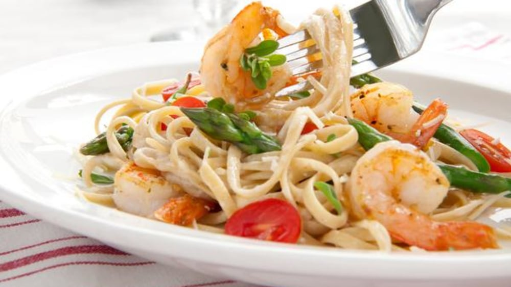 Image of Shrimp Linguine Recipe