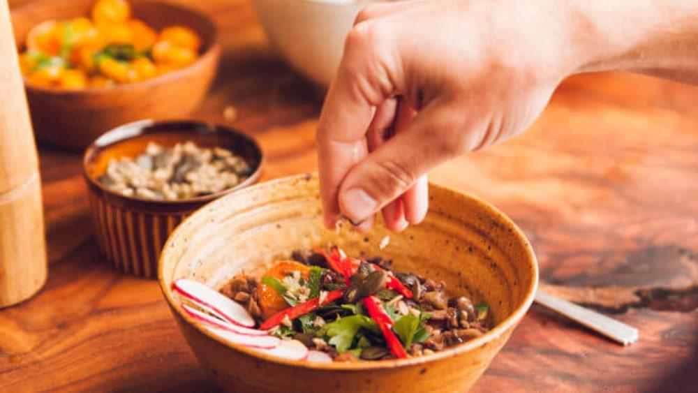 Image of Warming Adzuki Bean and Lentil Stew