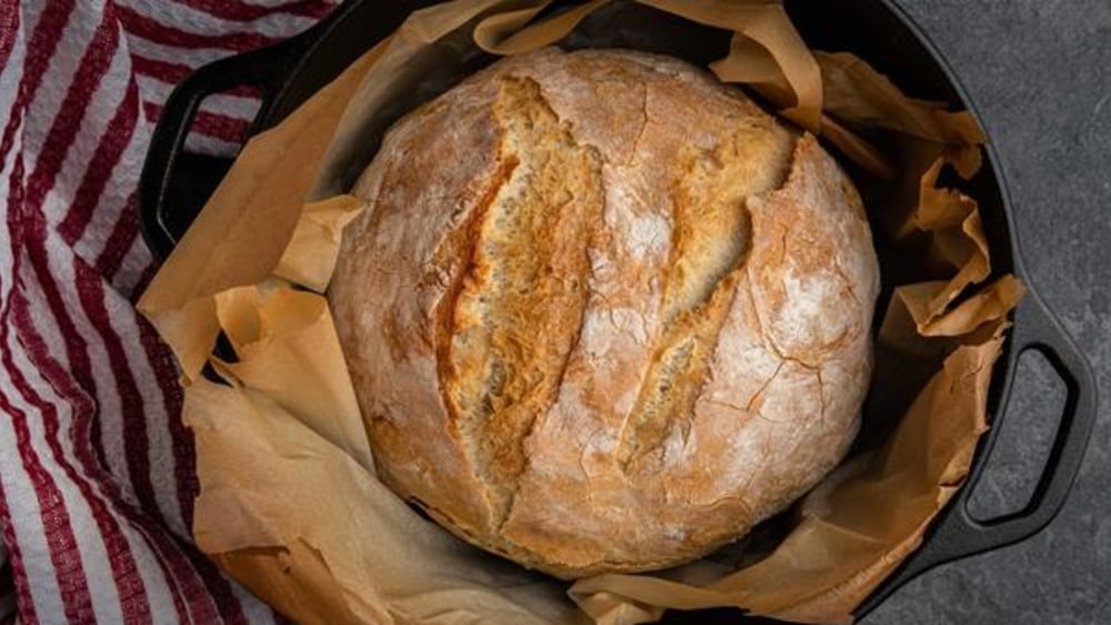 Image of Dutch Oven Bread: Make Artisan Bread at Home