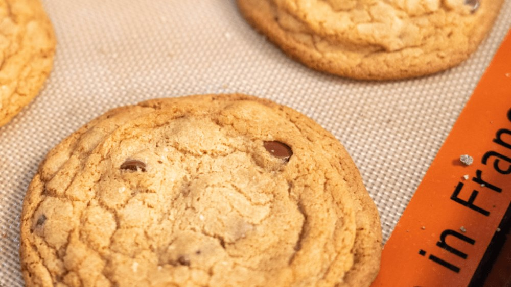 Image ofBrown Butter, Truffle Honey, Chocolate Chip Cookies