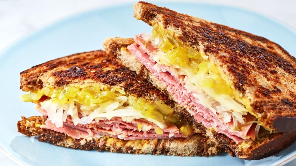 Image ofCorned Beef Sandwich