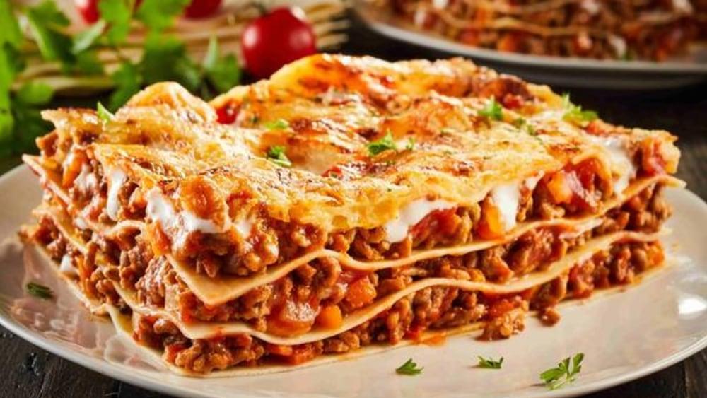 Image of Quick Skillet Lasagna Recipe