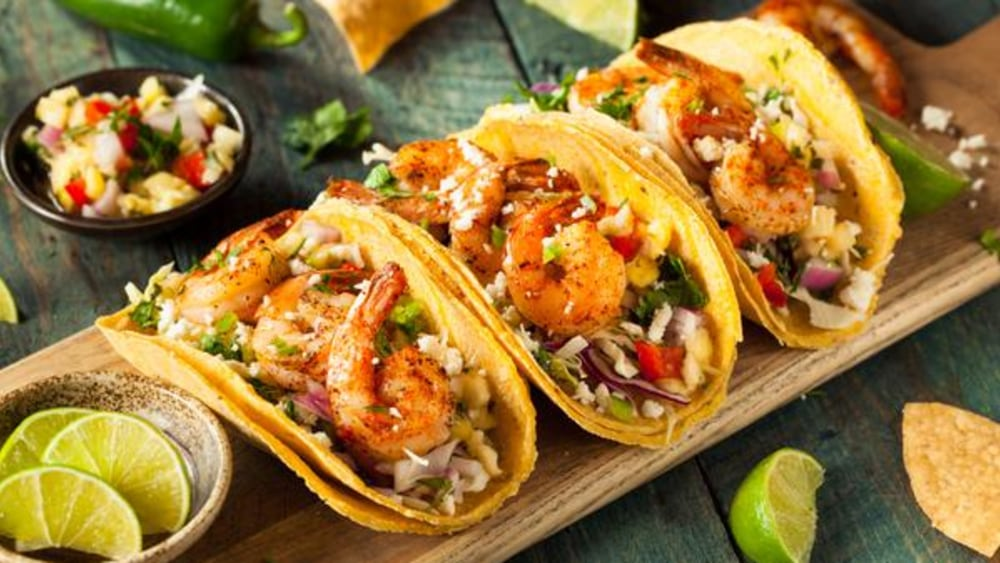 Image ofDelicious and Easy Shrimp Tacos Recipe