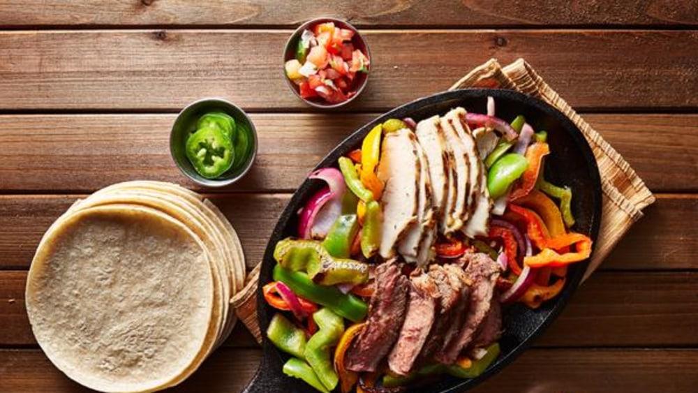 Image of Steak Fajitas: A Simple Homemade Recipe