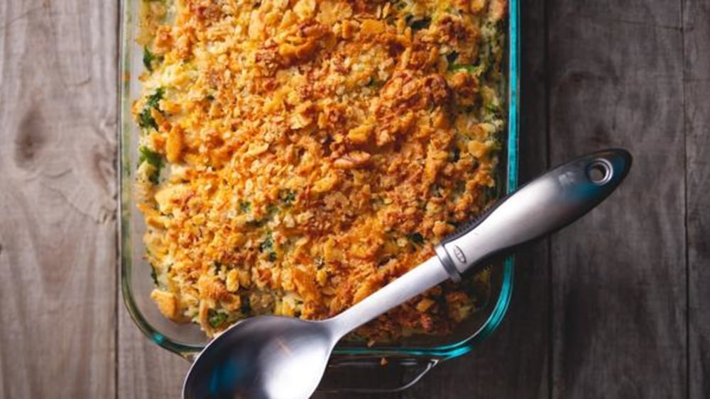 Image ofQuick and Easy Vegetable Casserole