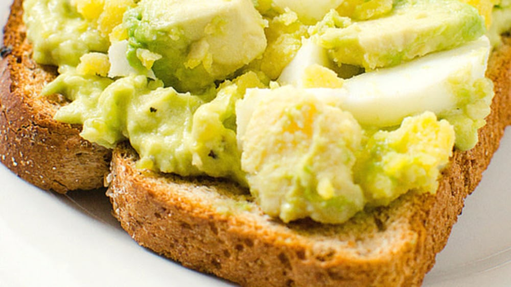 Image ofAvocado Egg Salad